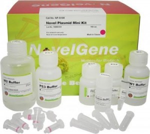 Novel Plasmid DNA Kit